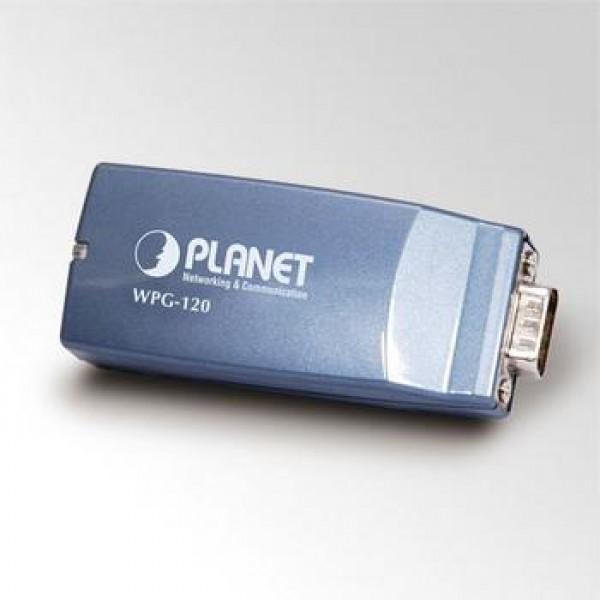 პროექტორის მოწყობილობა PLANET WPG 120 802.11g Wireless Presentation Gateway
