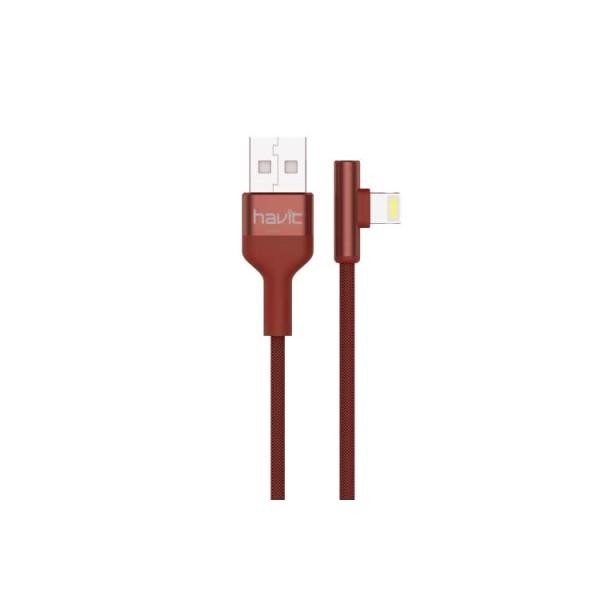 6939119017804 , კაბელი  HV-H672 HAVIT usb/dock cable