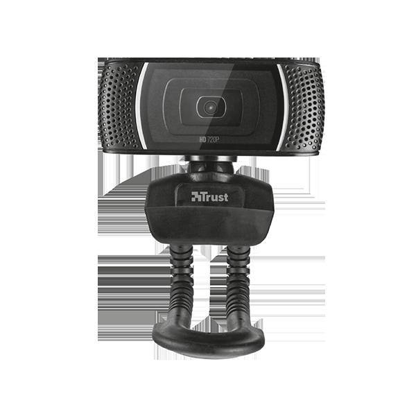ვებ კამერა მიკროფონით TRINO HD WEBCAM