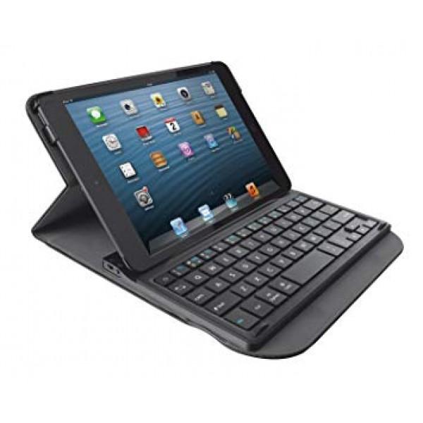 დასადგამი / TRUST Folio Stand with Bluetooth Keyboard for iPad / 18184