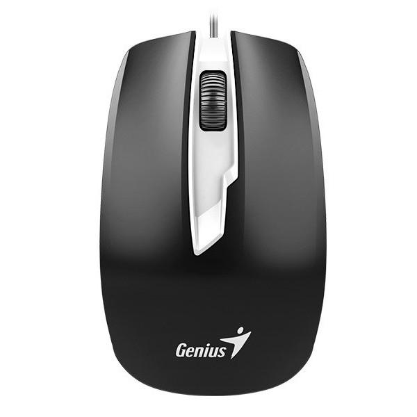 თაგვი DX-180 Black, Genius Optical Mouse, USB