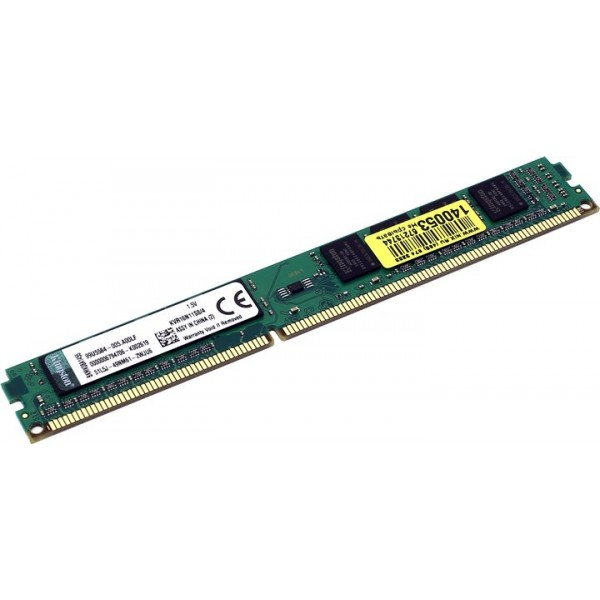 Kingston KVR16N11S8/4 PC3-12800 4 GB DDR3 1600 MHz