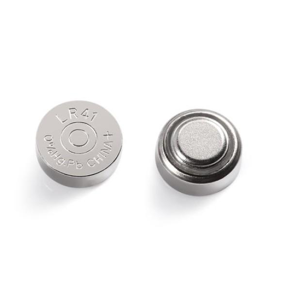 შეკვრა ელემენტების 10-ცალიანი Premium Alkaline Coin Cells, AG3/LR41/1.5V, Pack 10 MRBAT117 MediaRang