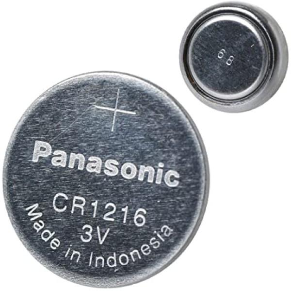 შეკვრა ელემენტებსი 5-ცალიანი Lithium Coin Cells CR1216 3V Pack5 MRBAT133 MediaRange 4260283115921