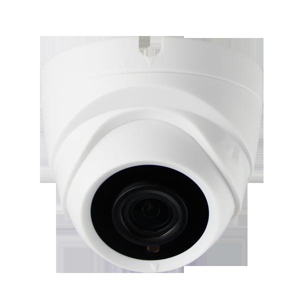 შიდა გამოყენების LIRDLHTC200F 1080P, Plastic IR Dome Camera IR LED: 14µ x 18PCS IR Range: 20M Board Lens 3.6mm/F2.0 Add