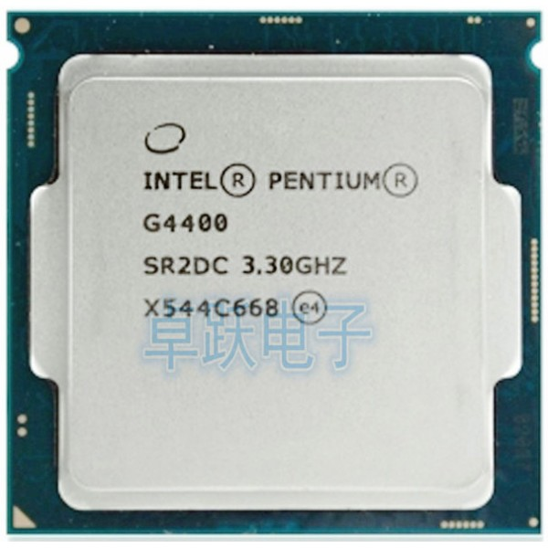 PC Components/ CPU/ Intel/ Intel/ PENTIUM G4400 3.3GHz Tray LGA1151   CM66201927306SR2DC