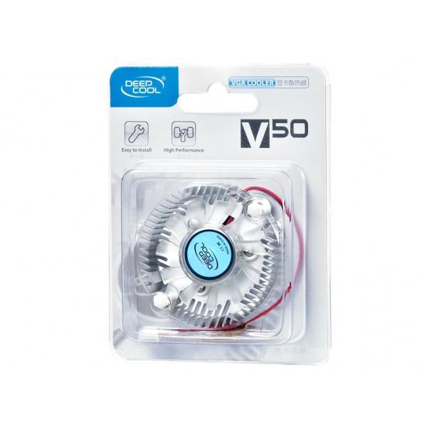 V50, Deepcool, VGA Cooler, NVIDIA 4Ti420...