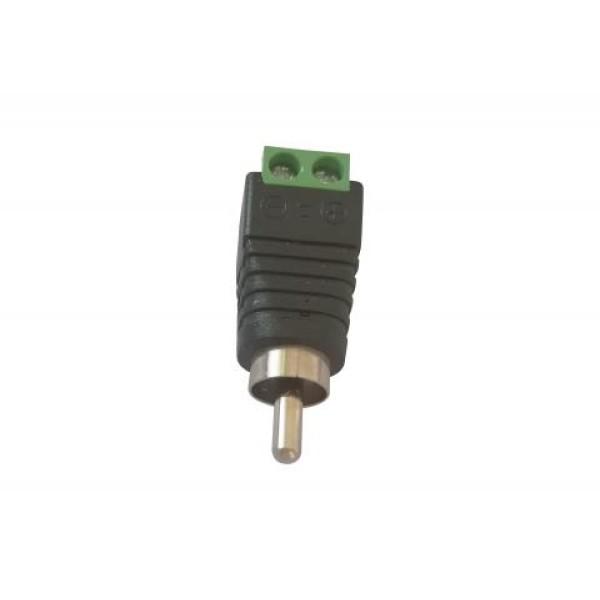 LS-CON25 DC to RCA Male