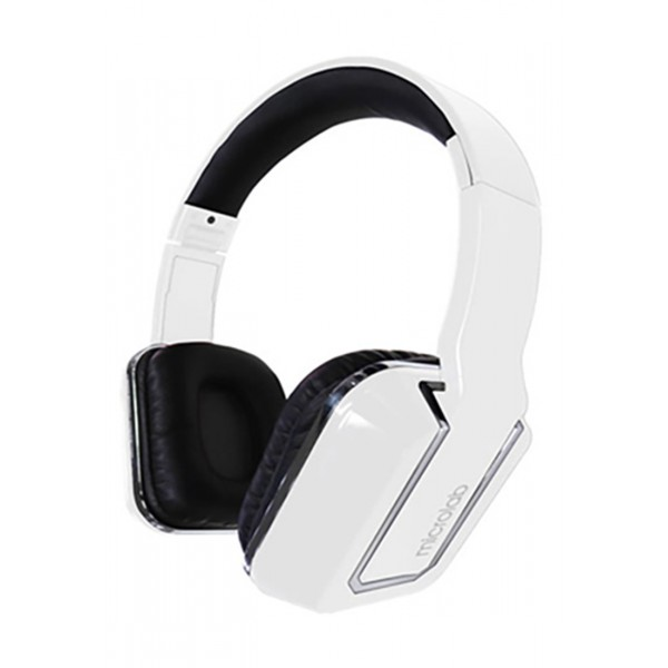 Microlab Audiophile headphones K-330, White