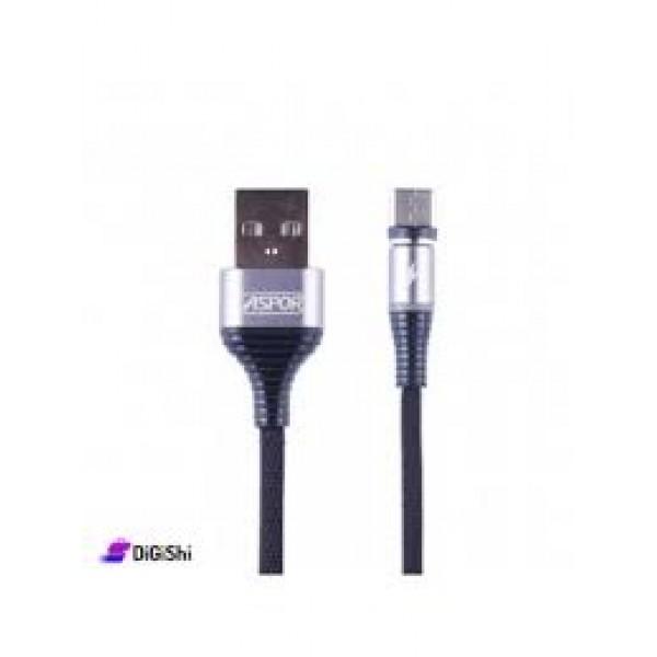 A176 Iphone USB მაგნიტური კაბელი