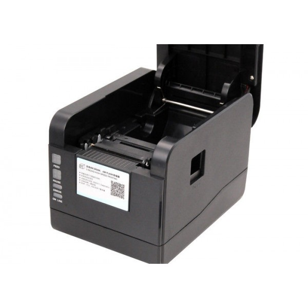 თერმული პრინტერი/Wireless 8mm Thermal Printer (RP-8300W)/Black, USB   WIFI