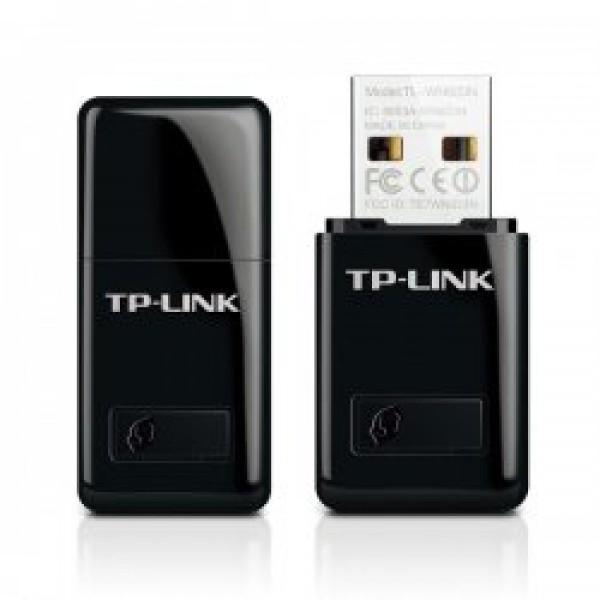 რადიო ქსელი TL-WN823N,TP-Link, 300Mbps Mini Wireless N USB Adapter