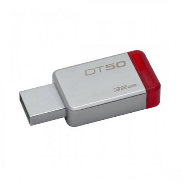 USB Flash Drive/ 32GB/ Kingston/ DT50/32...