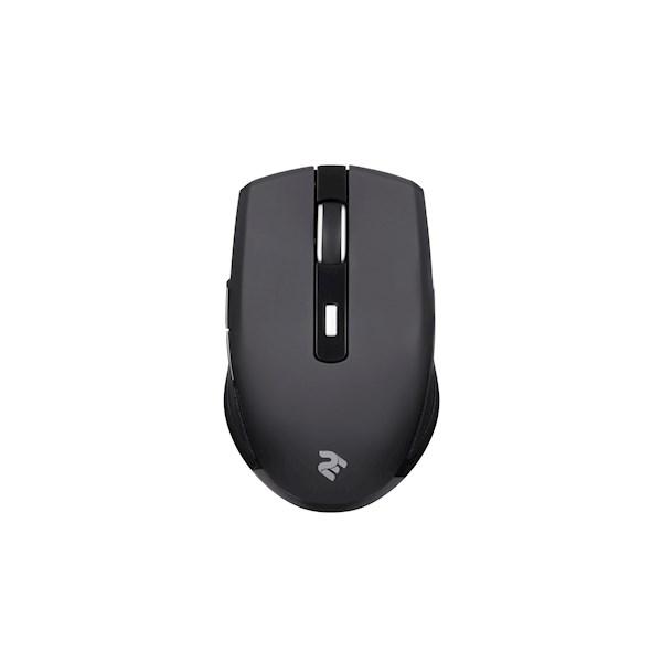 2E-MF214SWB, 2E Mouse MF214 WL Silent Black