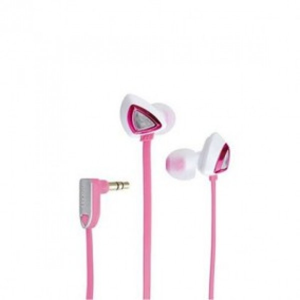 ყურსასმენი GHP-240X, Genius Pink In-ear Headset, iPhone compatible