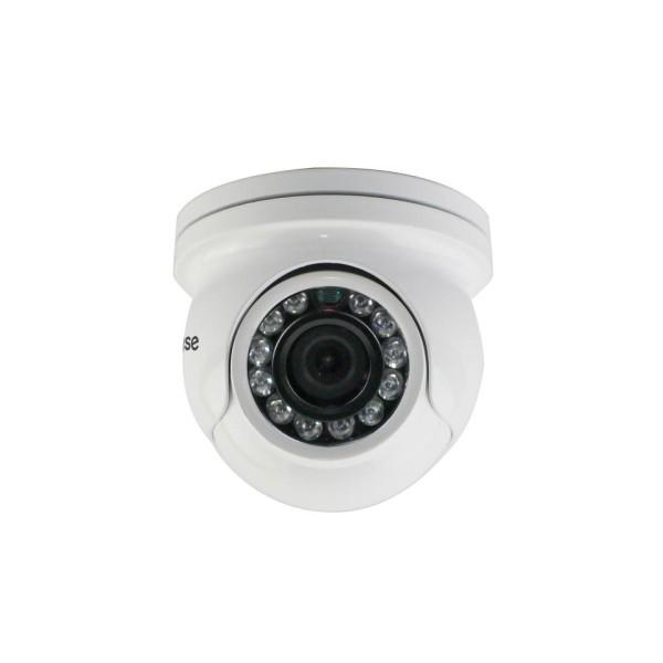კამერა  LIRDMHTC200FE PAL 1∕3 CMOS Sensor 1080P∕960H DWDR UTC OSD With IR-CUT Board Lens 3.6mm Sand grain white  (მცირე ზომის შიდა გამოყენების)