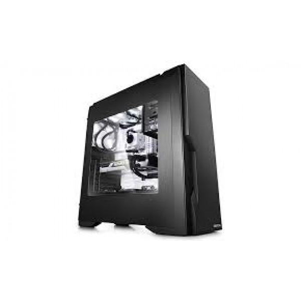 კომპიუტერის ყუთი DUKASE V3, Deepcool, Mid Tower Case 1xUSB3.0, 1xUSB2.0,