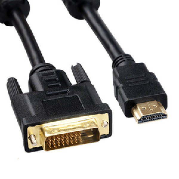 AH0004 DVI Splitter cable,DVI-2 HDMI