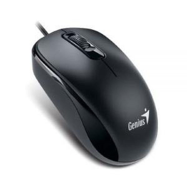 თაგვი DX-170 Black, Genius Optical Mouse, USB