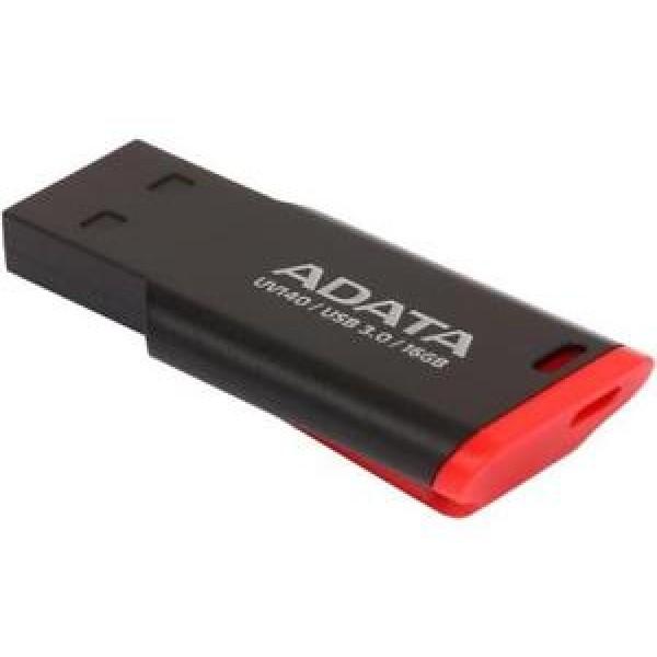 AUV140-16G-RKD, ADATA UV140 USB 3.0 Flash Drive (16GB, Black