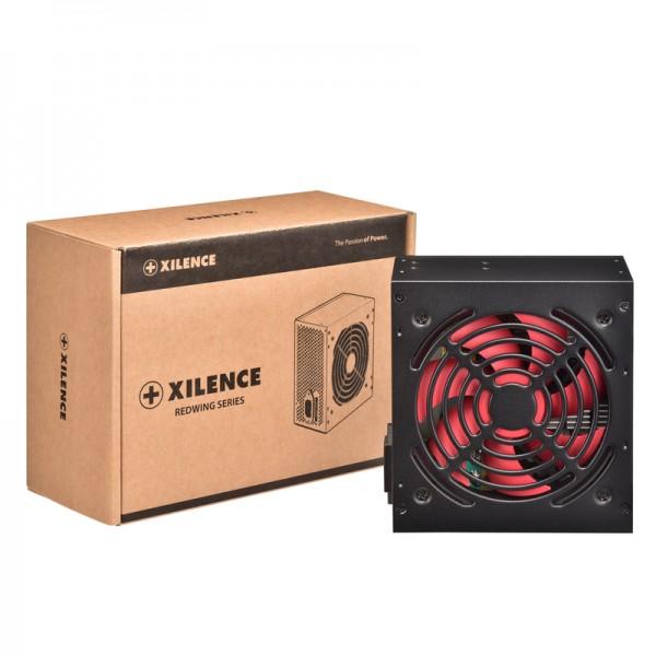 XILENCE, XN053 XP600R7 600W , VER 2.31, CE , P.PFC, 12cm Red Fan
