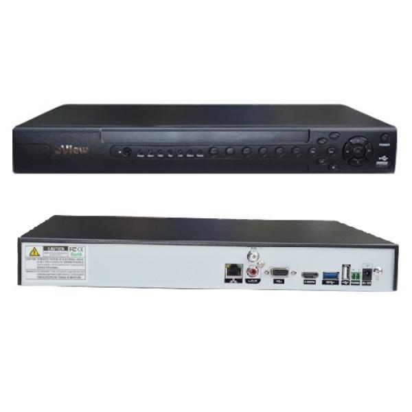 SF-NVR5108HA-1.1/NVR .Support 8CH 720P/1...