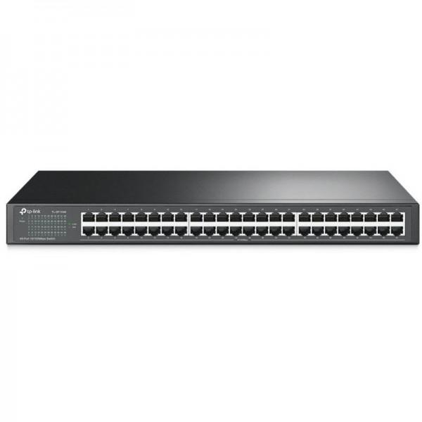 ქსელის გამანაწილებელი  TL-SF1048, TP-Link, 48-port 10/100M Switch, 48 10/100M RJ45 ports