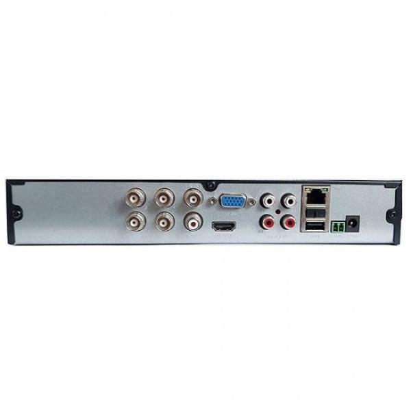 ჩამწერი მოწყობილობა XVR2004HD DIY Video Input: HD includes AHD, HD-CVI, HD-TVI
