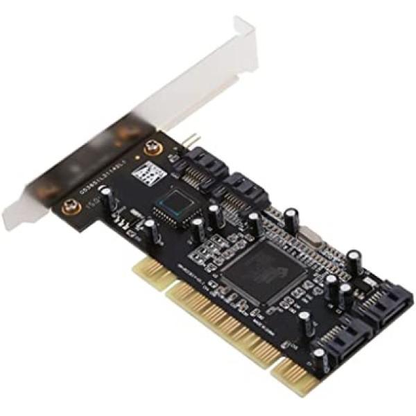 PCI TO sata TMPC 067 USB გადამ...