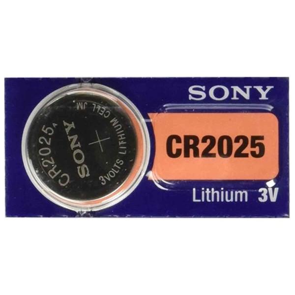 SONY ელემენტი CR2025BEA LITHIUM ELECTRONIC 3V 4901660133076