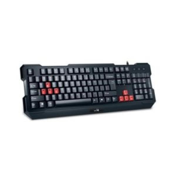 კლავიატურა  Scorpion K210, Genius, Gaming Keyboard USB