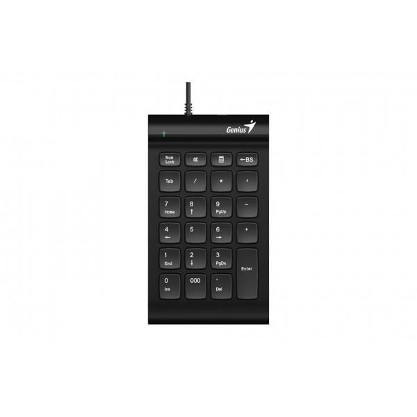 კლავიატურა Numpad i130, Genius, Slim Numeric Keypad