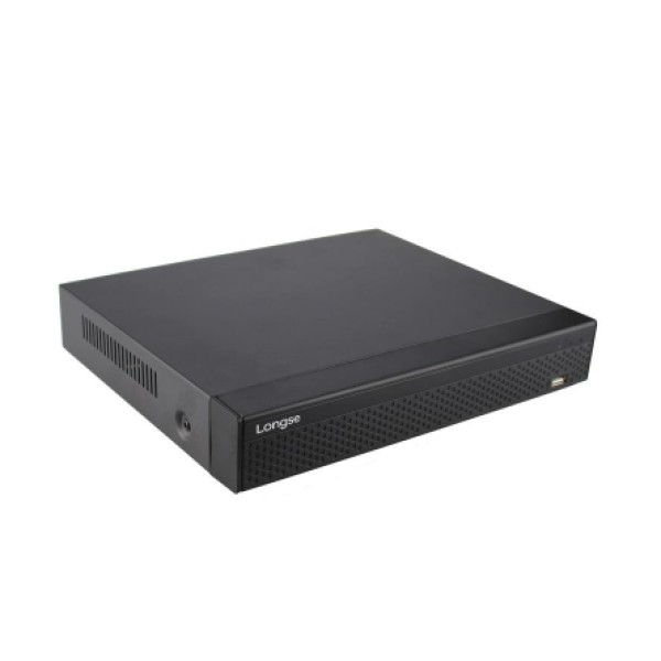 NVR3625DB 25 Channel, MD Zones: 396 (22 × 18) 25CH (4096×2160, 2592x1944, 2048x1536)Up to 8MP Resolution Recording and Playback