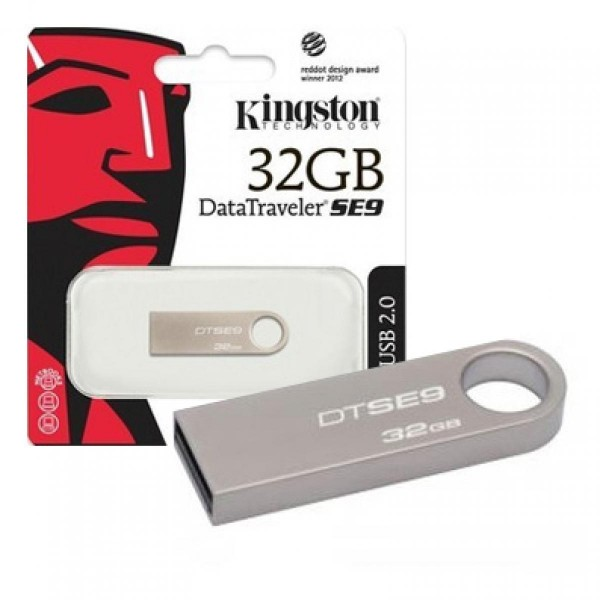 DTSE9H/32GBZ, Kingston 32GB DataTraveler / USB 2.0