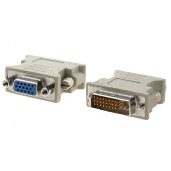 DVI/VGA   adaftori