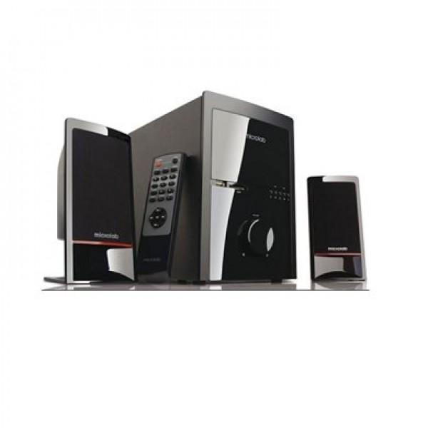 ხმამაღლა მოლაპარაკე  M-700U, Microlab 2.1Remote USB