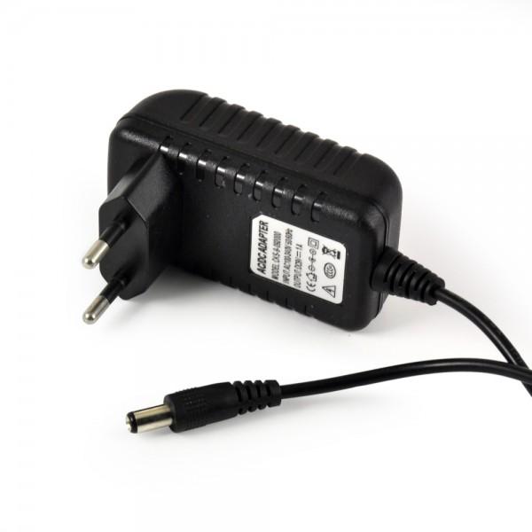 კვების ბლოკი 9V, 0.85A Power Adapter