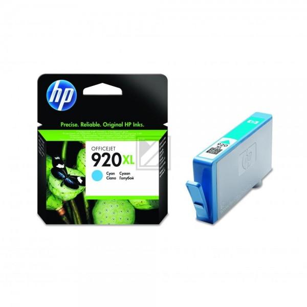 კარტრიჯი CD972AE BGX,HP-920XL Cyan Print Cartridge