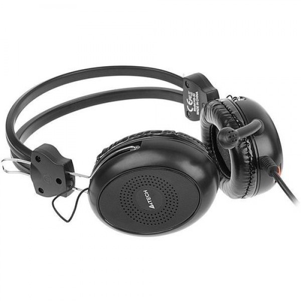 A4Tech headset HS-30, microphone