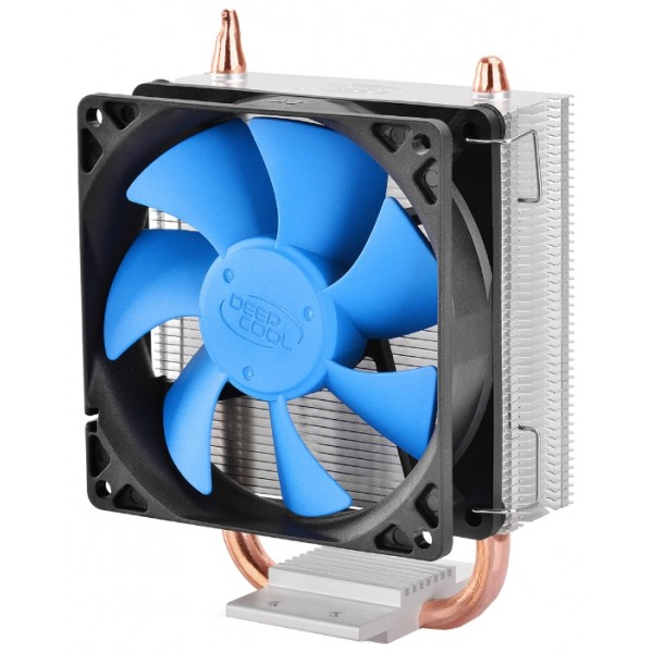 მაგრილებელი ICE BLADE 100, Deepcool, Universal CPU Cooler 92mm,2011,1150,1151,1366,775,FM1,AM2,AM3.AM4~32dB