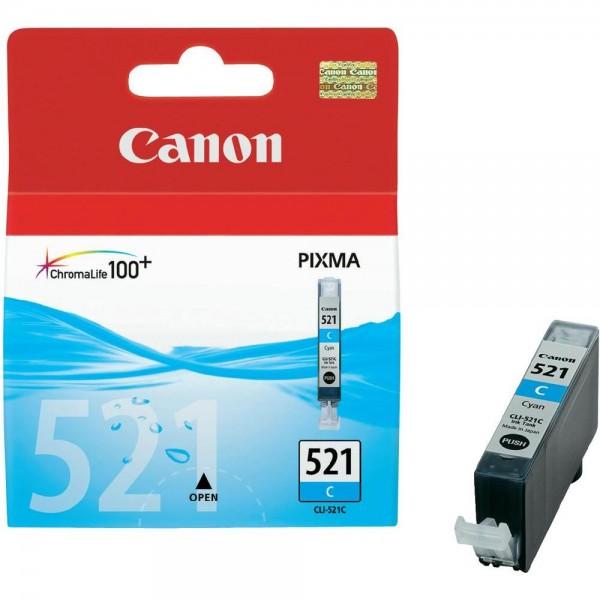 კარტრიჯი CLI-521C,Canon Cyan