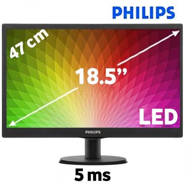მონიტორი / Philips 18.5