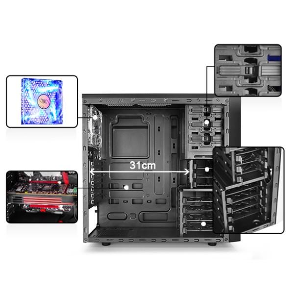 კომპიუტერის ყუთი TESSERACT SW