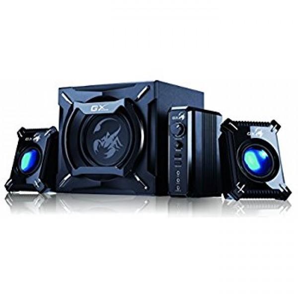 ხმამაღლამოლაპარაკე SW-G2.1 2000  Black, 2.1ch gaming woofer Speaker, 45W