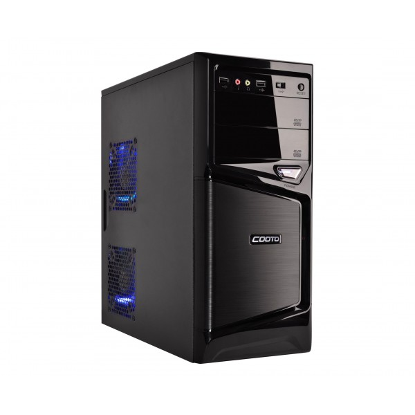 PC Components/ Case/ Miditower/Cooto 353B 400W