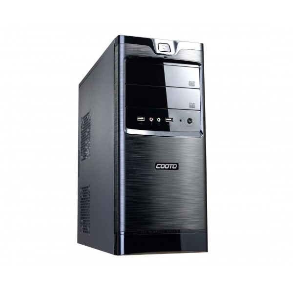 PC COMPONENTS/ CASE/ Miditower/Cooto 335B 400W