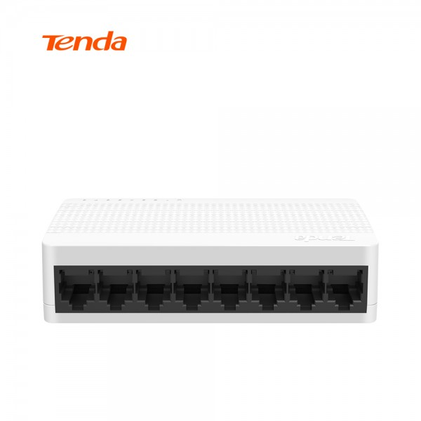 S108 (8-Port 10/100Mbps Fast Ethernet Switch)