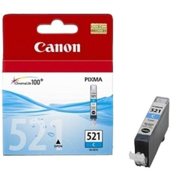 კარტრიჯი CLI-521C,Canon ...