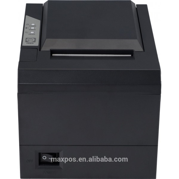 თერმული პრინტერი/80mm thermal Printer (RP-M809)/Black, USB COM LAN interface
