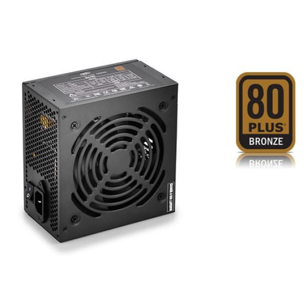 კვების ბლოკი DA700N, Deepcool, 80PLUS Bronze certified 700W power supply with 120mm PWM function fan